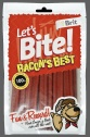Brit Let s Bite Bacon s Best 105 g  - Dental Care